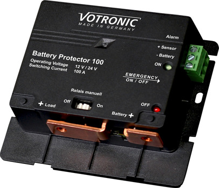 Batteriewächter Protector 100 A