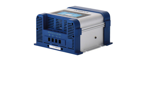 Lader 10A 12V 2 udgange 7-trins switch mode Carbest
