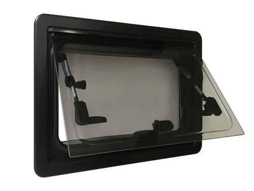 CARBEST hinged window 500 x 350 mm, flush