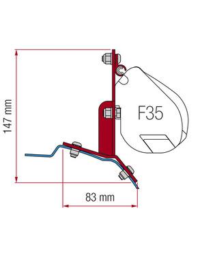 Adaptör F35, Ford Custom 2adet 11cm