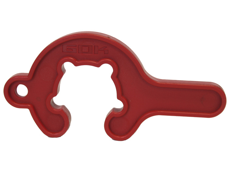 Gas bottle key Mini Tool