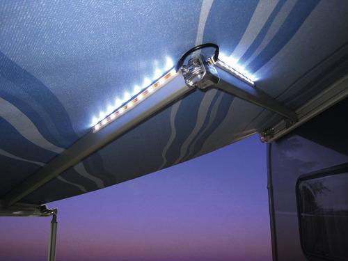 LED-valolistat f.Markise