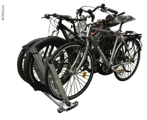 Pollicino intrekapparaat voor fietsen