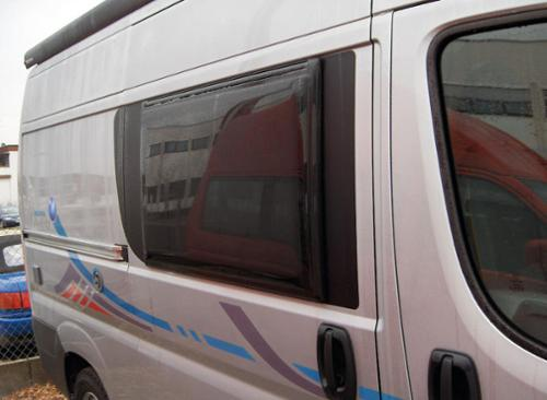 Fiat Ducato window from 07/06