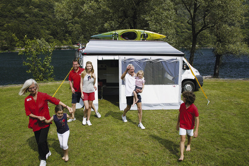 Fiamma Awning annex tent Privacy Room T5