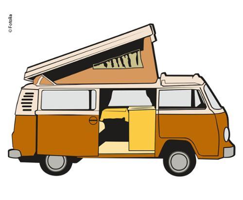 Træinstallationsramme VW T2 (op til 7/90) og universal