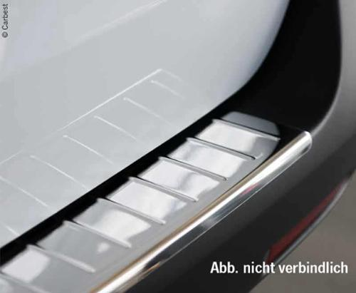 Bumper bescherming roestvrij staal zwart voor VW Transporter T6