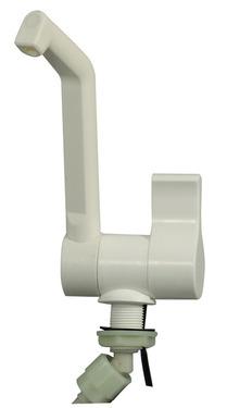 Automatic tap UNIVERSAL - White