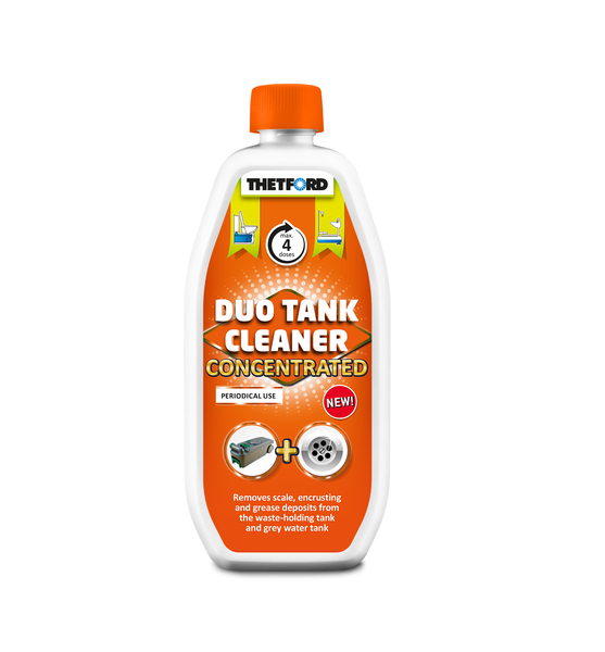 Duo Tank Cleaner Concentrated