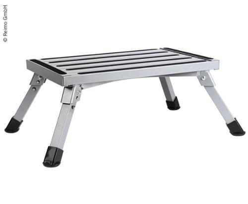 Carbest Klappbare Einzeltrittstufe aus Stahl
