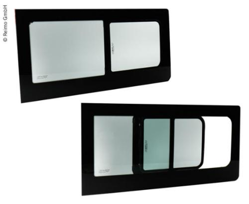 Replacement sliding window for station wagons