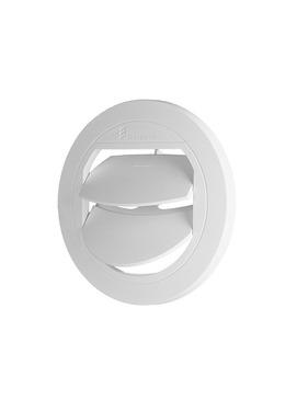 Ausströmer verschließbar f. Standheiz. Airtronic D2, Ø50/60mm, weiß