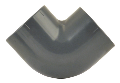 Tube connector 40mm angled 90°