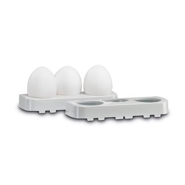 Egg storey, set of 2, for totally 6 eggs