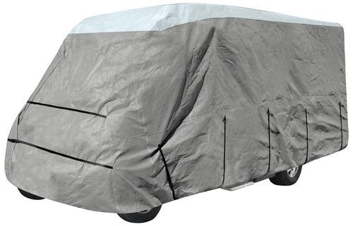 Reisemobil Schutzhülle L550cm B240 cm H270 cm, grau, TYVEK