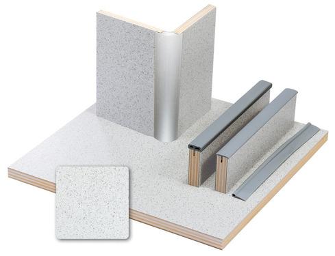 Möbelbauplatte Granitto Schichtstoff, CPL