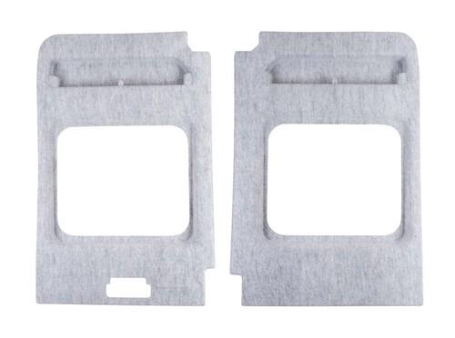 Hecktürverkleidung Set 2-teilig, hellgrau, 1125x9999x99,9mm, BJ 2006