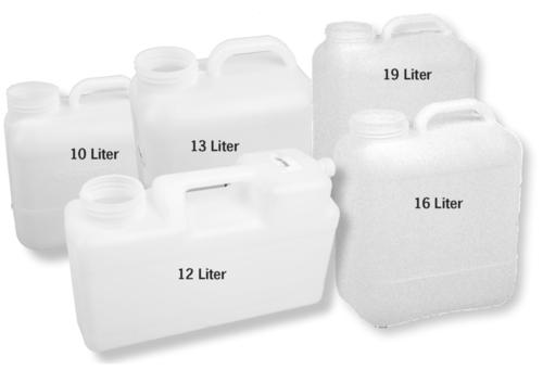 Réservoir d'eau à col large - Bidon col large 13l