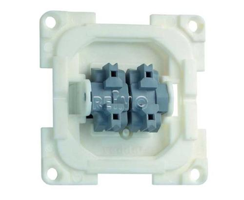 Series switch double switch for surface double rocker 821680
