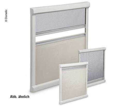 Cassette Blackout Blind, Dometic Blind DB1R 580x630 mm - creamwhite