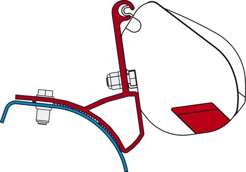 Adaptör F35 Trafic, Vivaro