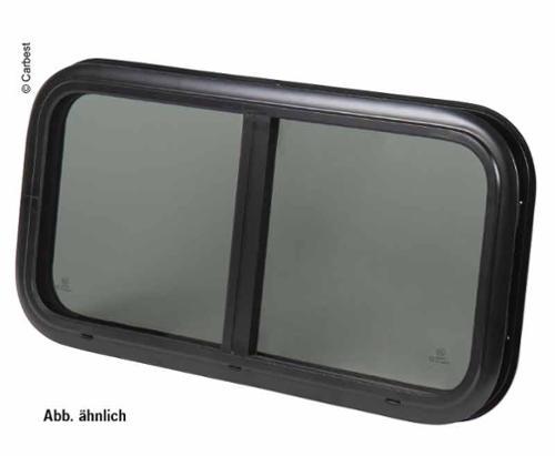 Schiebefenster, Echtglas, 960x450, Carbest Fenster, RW-Motion