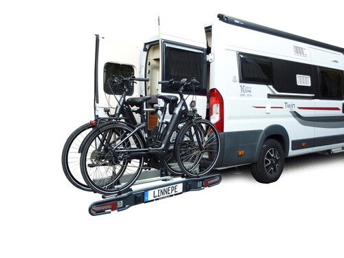 Linnepe load carrier Giro Van short overhang