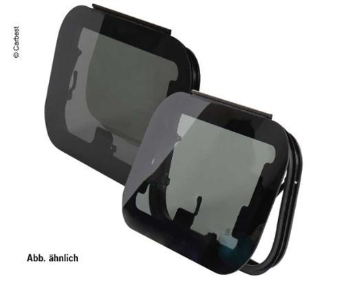 Ausstellfenster aus Echtglas 800x450, Carbest Fenster
