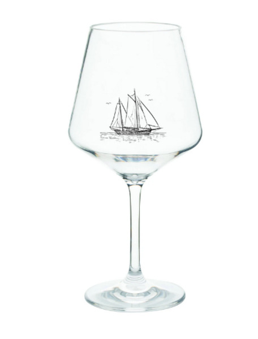 Gimex Wine Glass SAILS single