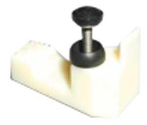 Set di fissaggio Cramer, confezione da 4 pezzi, per 15-33mm