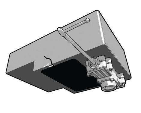 Chauffage réservoir/tuyauterie f.110l