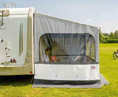 Side W Pro Caravanstore XL side panel with window