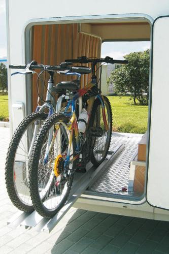 Kit Bike Slide für 2 Fahrräder