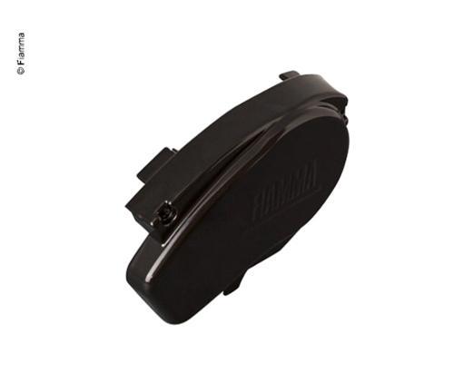 End cap re F65S black