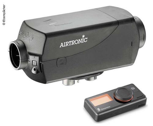 Eberspächer parking heater Airtronic D2L Camper-Kit incl. accessories & EasyStart pro