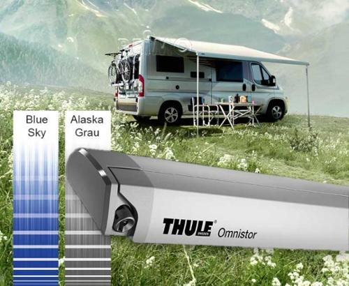 Thule Omnistor 6200 Dachmarkise / 2,60 m - 4,50 m