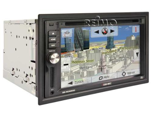 Navigation system ZE-NC620D