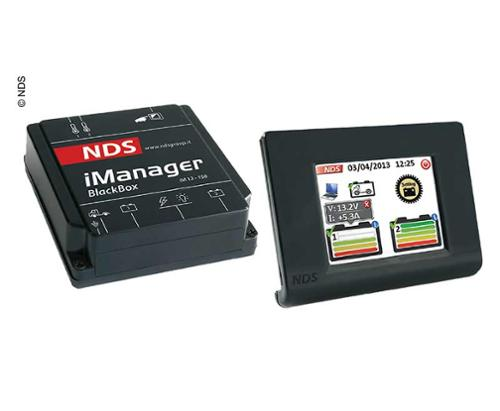 iManager 12V/150A wireless mit Touch-Display