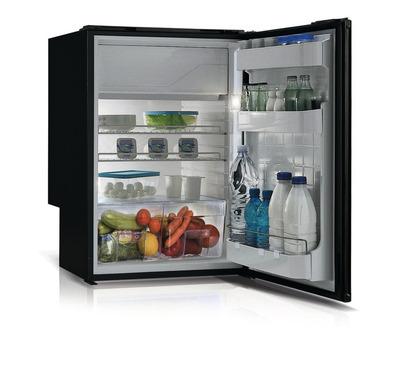 Vitrifrigo Kompressorkühlschrank 115 l + 17,5 l, grau, 45 W