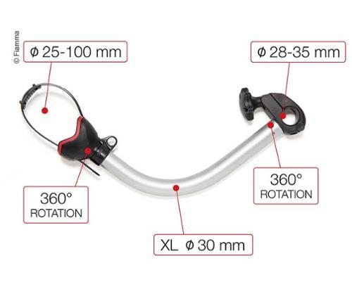 Cykelmontering Bike-Block Pro S D3
