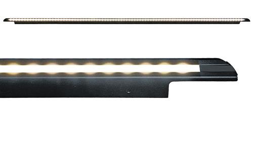 Regenrinne mit integrierter Beleuchtung