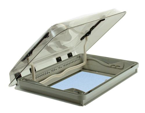 Midi Heki Style 70x50cm Dachhaube für Reisemobile und Caravans