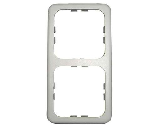 Dubbel frame smal Kleur: grijs (los)