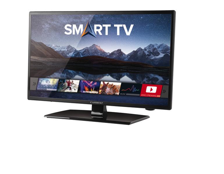 """12-V-Fernseher, Smart LED TV 23,6"""" Full HD"""