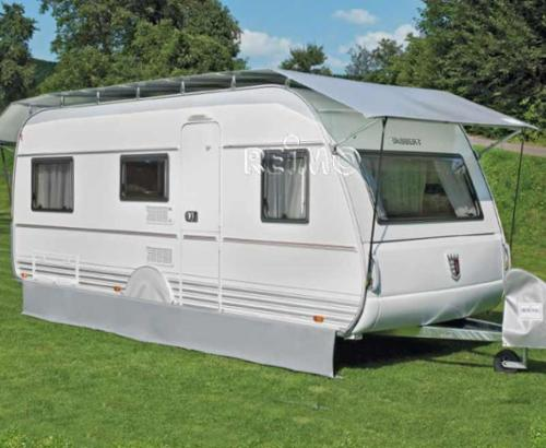 12 Caravan Schutzdach, Dachplane, Winterschutz