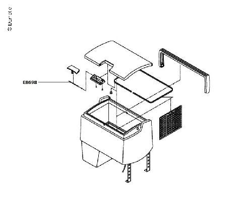Achse Verschluss CF18