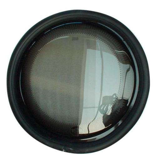 Porthole Window, Motorhome Window, Hight Top Van Window - 380mm