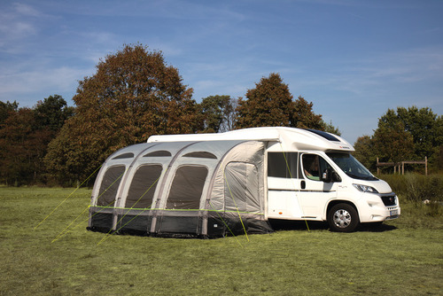 Auvent camping car gonflable MARINA HIHG AIR 290 - REIMO