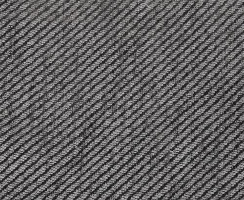 FASP fabric grey/black m