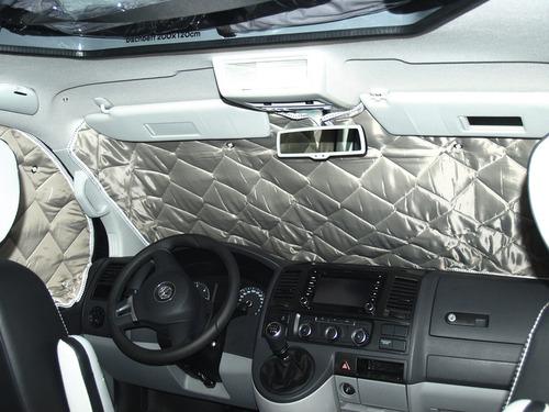 Isoflex Thermomatte Fahrerhaus VW-T5/T6 alle Modelle ab Bj.2003